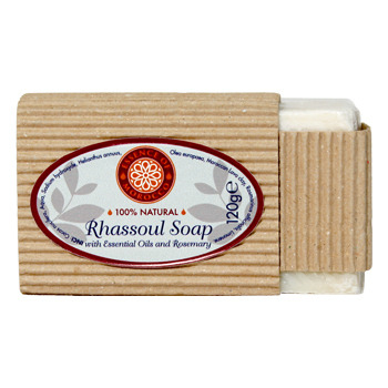 Rhassoul Clay  Soap - 120g - Essemce of Morocco