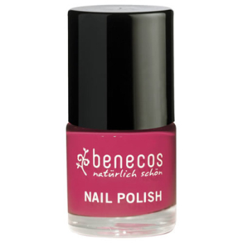 Nail Polish - Benecos Happy Nails - WILD ORCHID