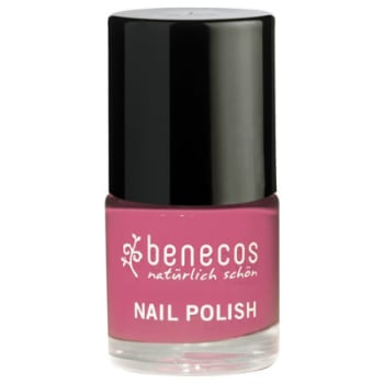 Nail Polish - Benecos Happy Nails - MY SECRET  (pink)