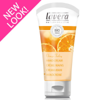 Hand Cream Lavera Body Spa - Orange Feeling