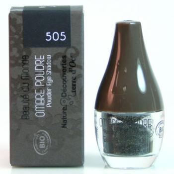 Powder  Eyeshadow  - Black (505) Terre d'oc