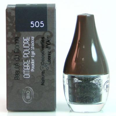 <!--107--> Powder  Eyeshadow  - Black (505) Terre d'oc
