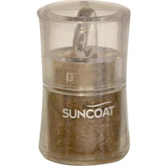 Powder Mineral Eyeshadow - CHOCOLATE  - Suncoat