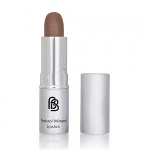 Lipstick - Natural mineral CHOCAMOCHA - Brown - Barefaced Beauty