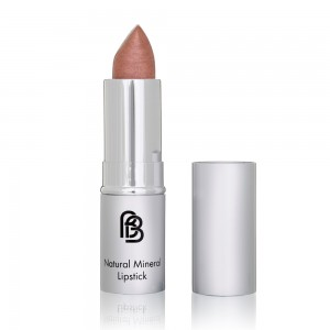 Lipstick - Natural mineral COPPER ROSE- - Barefaced Beauty