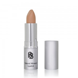 Lipstick - Natural mineral NUDE PEACH - - Barefaced Beauty