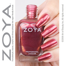 Zoya Nail Polish  IVY ( Purple)