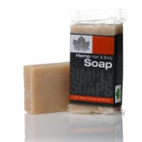 <!-- 015 -->Hemp Hair &amp; Body Shampoo Bar