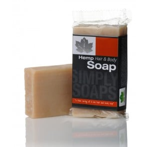 Hemp Hair & Body Shampoo Bar