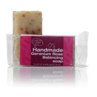 Gernaium and Rose Petal  Soap