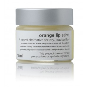 Lip Balm ORANGE - Simply Soaps