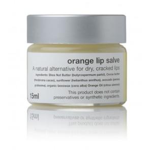 Lip Balm ORANGE - Simply Soaps