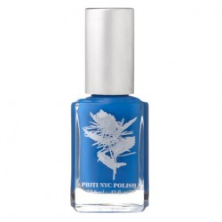 Priti NYC Nail Polish - Blue CANTERBURY BELLS