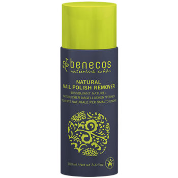 Nail Polish Remover with lemon  Benecos 100ml