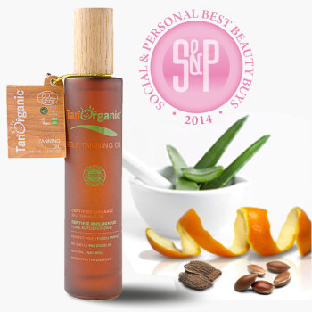 Self Tanning Oil - TanOrganic