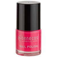 Nail Polish - Benecos Happy Nails - OH LALA  (pink)