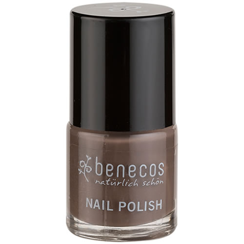 Nail Polish - Benecos Happy Nails - TAUPE TEMPTATION
