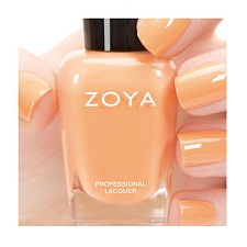 Zoya Nail Polish  COLE - Orange