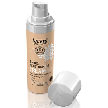 Moisturising Cream - Tinted with Aloe Vera - Organic -Lavera 30ml