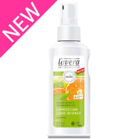 Hair Care Leave in Spray with Orange for  fine hair- Lavera