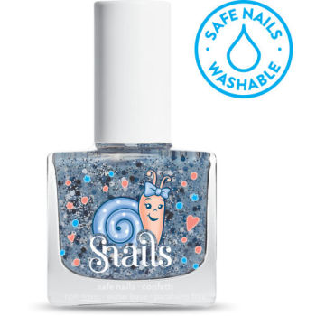 Confetti - Fun Snails Nails Washable Polish