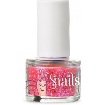 Gliiter for Snails Nails Colour - PINK /RED