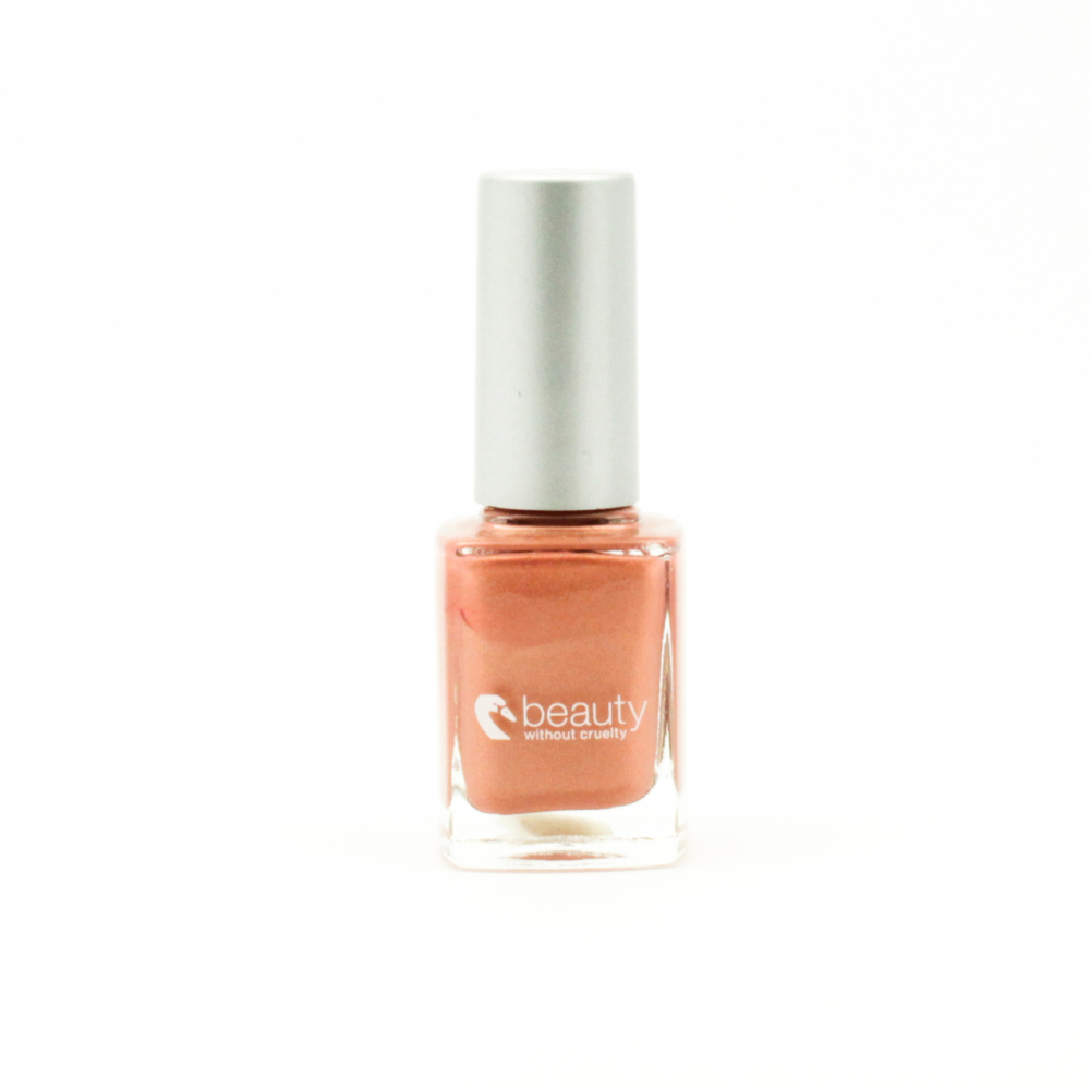 BWC Nail Polish - High Gloss - Coral Mist