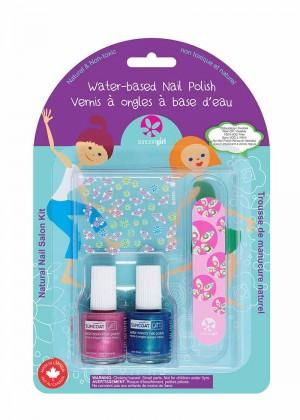 SuncoatGirl Little Mermaid Nail Salon Kit