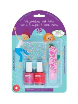 Nail kit SuncoatGirl Forever Sparkle  Nail Salon Kit