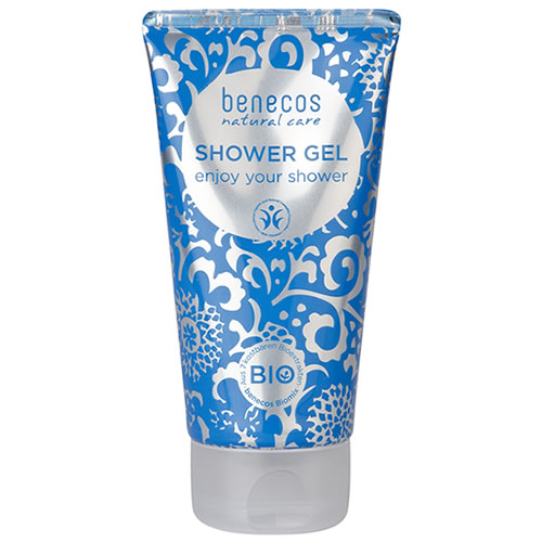 <!--206-->Shower Gel - Natural  - 150ml - Benecos