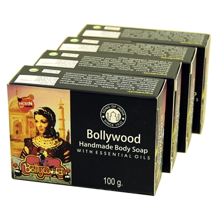 Bollywood with Essential Oils - Herbal Soap