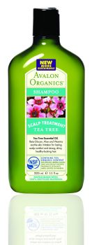 Tea Tree Scalp Treatment  Conditioner - Avalon Organics