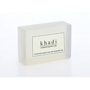 Sandalwood Herbal Soap - Khadi 125g