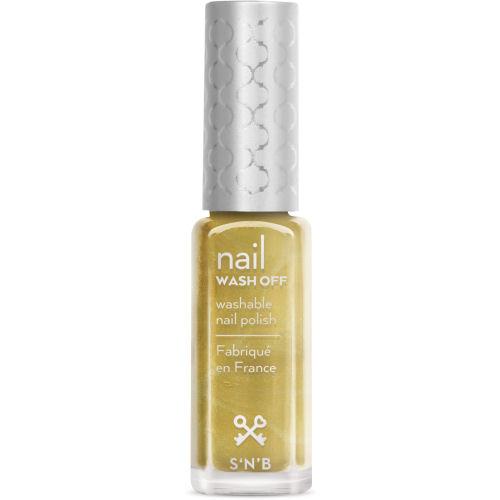 BIJOU - Snails Nails water soluble Nail polish  (2104) SILVER