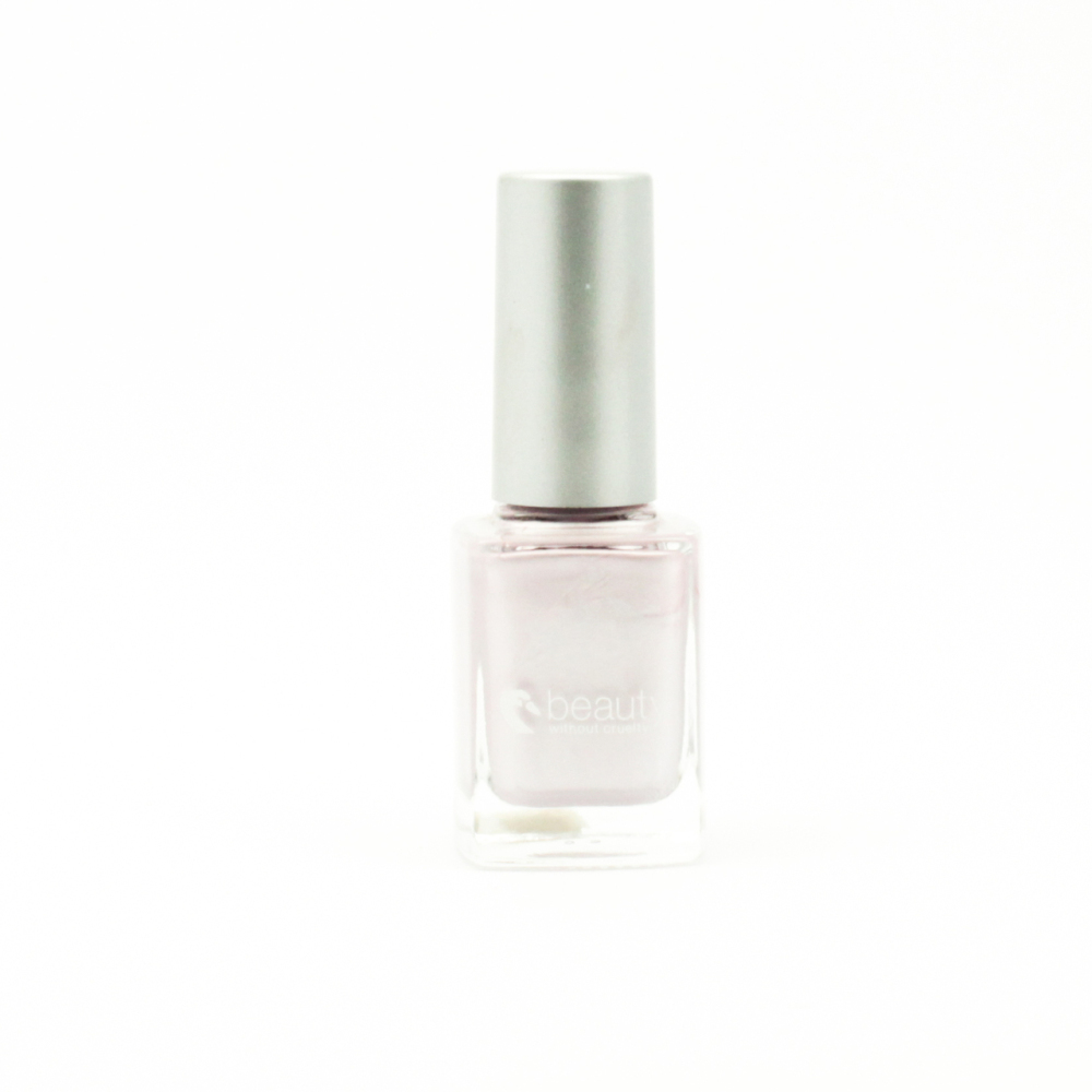 BWC Nail Polish - High Gloss - SILVER LILAC