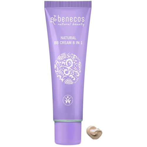 BB Cream 8in 1 Natural - FAIR - 30ml  Benecos