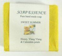Honey, Ylang Ylang & Calendula Petals  Soap