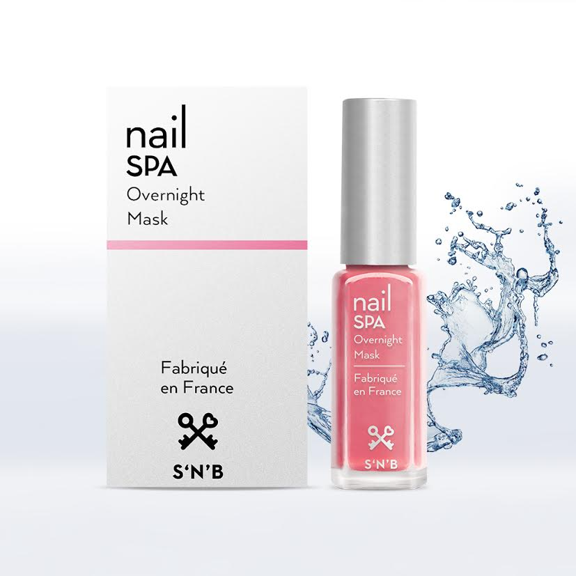 Overnight Mask for dehydrated nails