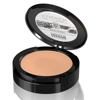 Foundation Compact  2 in 1 - Caramel