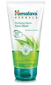 Purifying Neem Face Wash Gel - Himalaya Herbal 150ml