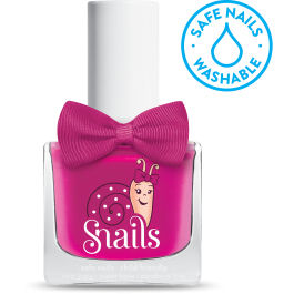 Sweetheart Pinky Purple Washable Polish