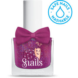 Tutu - Wild Pink Snails Washable Polish