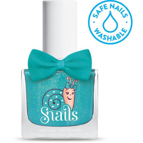 <!-- 015 --> SPLASH LAGOON - Snails Washable Polish - *New Colour*