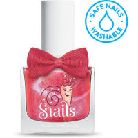 <!-- 005 -->Disco Girl - GLOSSY PINK  Washable Polish