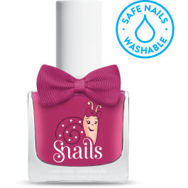 Cherry Queen - Cherry Snails Washable Polish