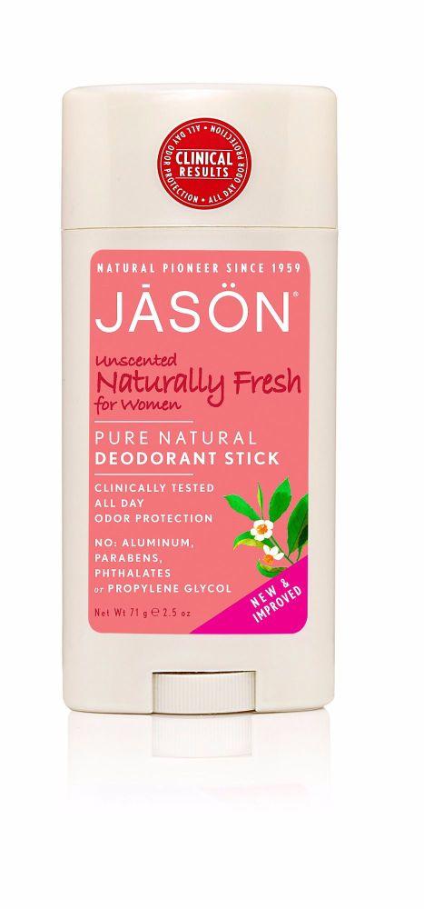 Deodorant - Fresh & Natural - Stick - Jason 75g