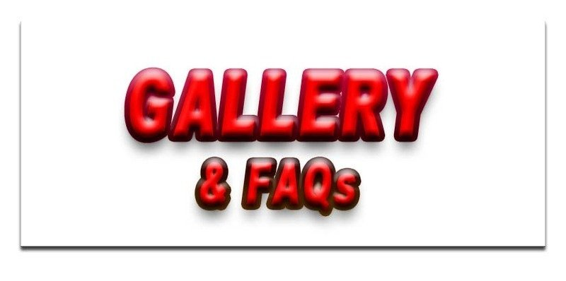 Gallery & FAQs