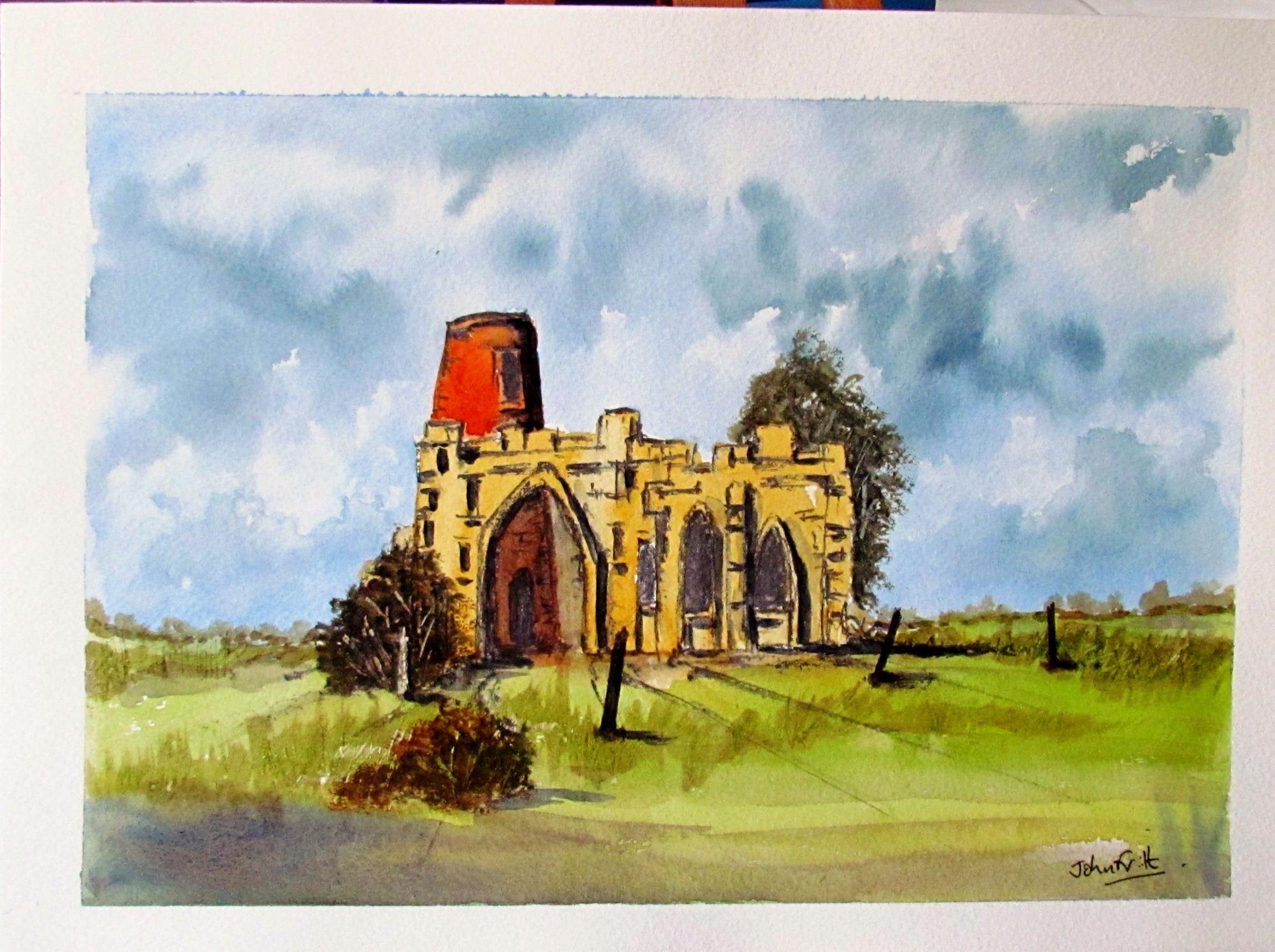 St Benet's Abbey