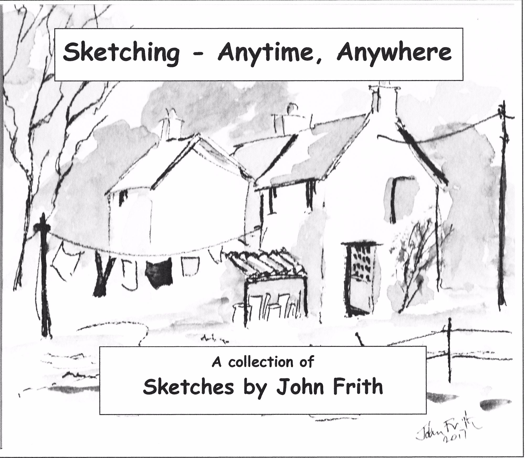 Sketching - Anytime, Anywhere