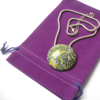 Polymer Clay jewellery UK Gift Bag